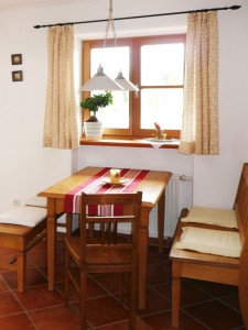 bild neuwirt ferienwohnung küche